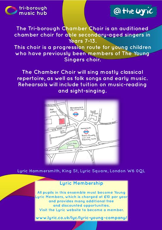 Tri Borough Music Hub